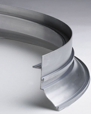 Curved Aluminum Extrusion