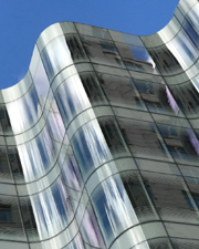 Toronto Curved Glass Facade